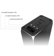 Aspire K1 Stealth 1.9 ml Kit watt indstillinger