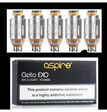 5 stk. Aspire Cleito EXO coils