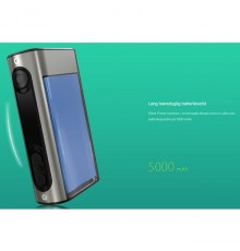 ELEAF IPOWER 80W TC 5000MAH MOD batteri kapacitet
