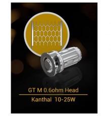 5 stk. ELEAF IJUST MINI GT COIL 0,6 oHm