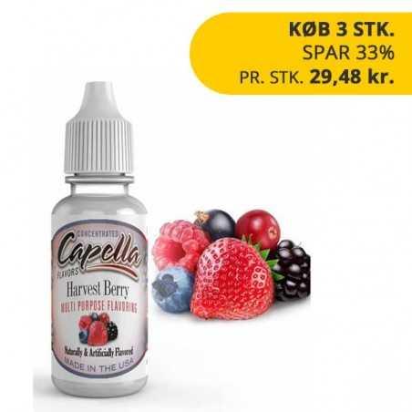 Capella Høstet Bær