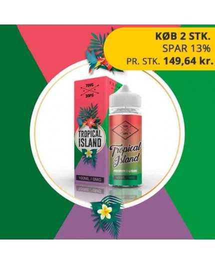E-juice Vapeson 30PG - 70VG