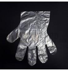 100 stk. Gennemsigtige engangs handsker