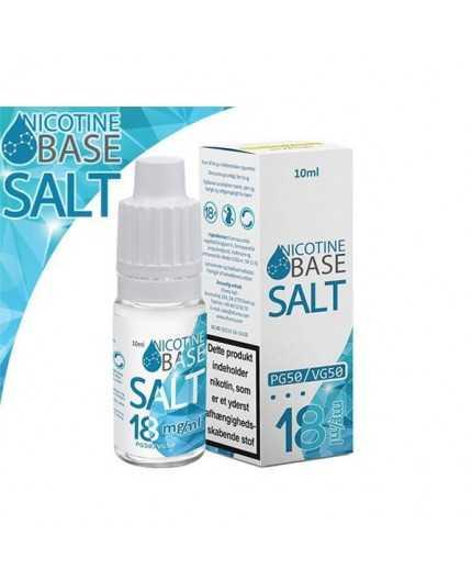 NikotinBase Salt 10 ml VG50/50PG 18 mg
