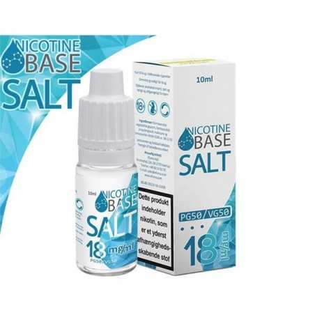 Nikotin Base Salt 10ml VG 50/50 PG 18mg