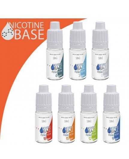 NikotinBase VG50/PG50