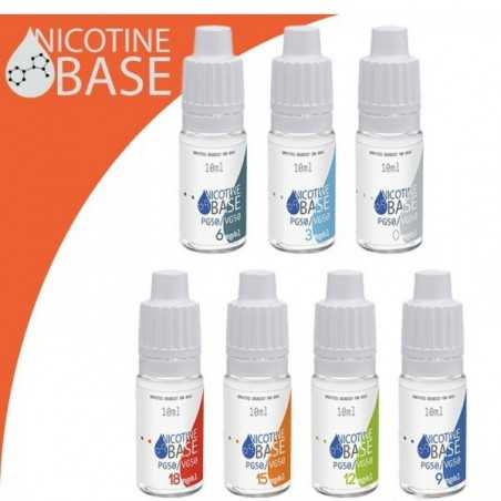 NIKOTIN BASE SALT 10ML