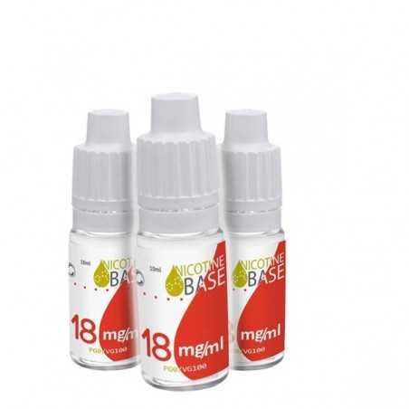 NikotinBase VG100/PG0 18mg