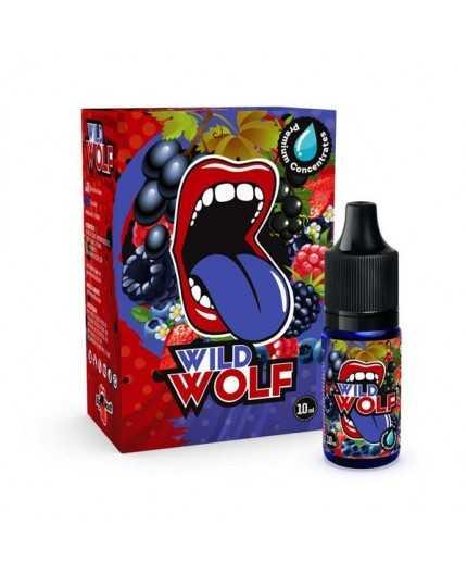 Big Mouth Wild Wolf