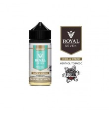 HALO - Cool & Fresh - 50 VG - Menthol