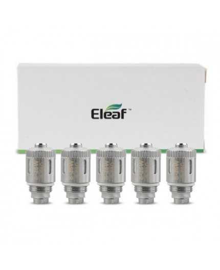 5 stk. ELEAF GS-AIR iStick Basic Coil 0,75 oHm