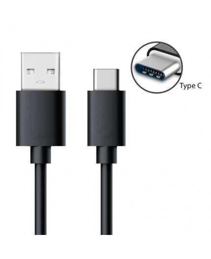 USB-C OPLADER KABEL