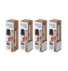 1 pk. Nordik e-pods Tobak