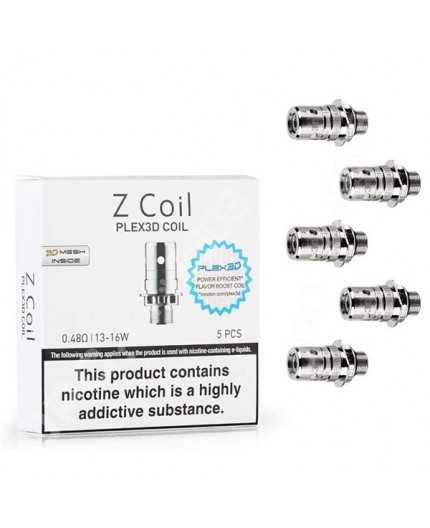 5 stk. Zenith Plex3D Coil
