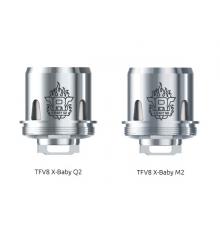 3 stk. Smok TFV8 X-Baby Coil