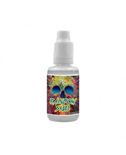 Vampire Vape Rainbow Skull