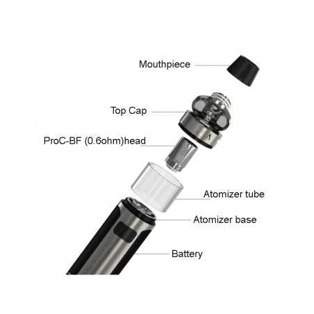 Iclear 16 dual - Atomizer/Væge