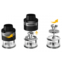 3 stk. ASPIRE REVVO ARC COILS