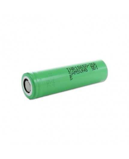 981b150df Samsung li-ion batteri INR 18650-25R | Bestil online her! Gratis Fragt -  Easy To Smoke