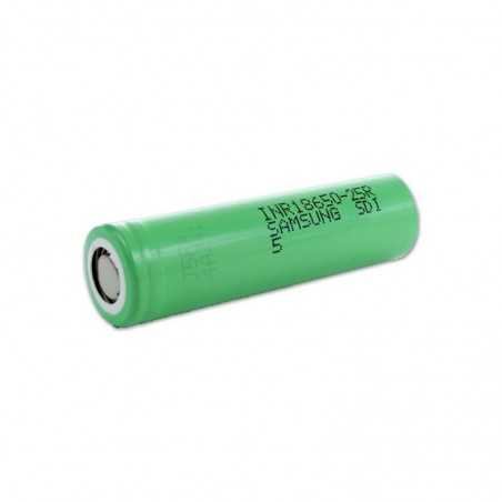 Samsung li-ion batteri INR 18650-25R