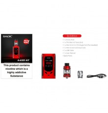 SMOK R-KISS KIT MED TFV-MINI V2