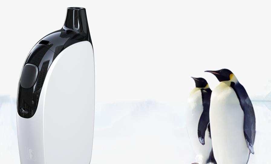 atopack penguin ligger godt i hånden
