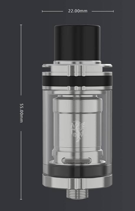 Unimax 22 Tank dimensioner