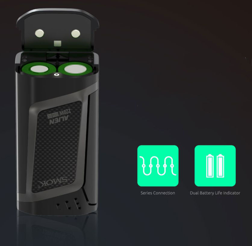 Alien batteri 18650