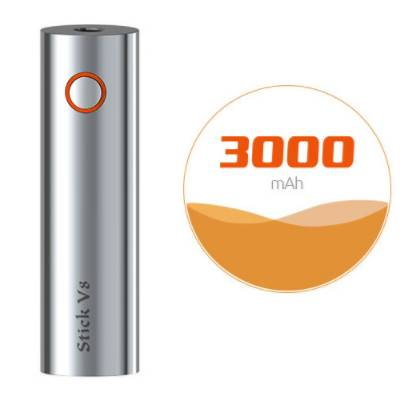 Batteri kapacitet 3000 mah
