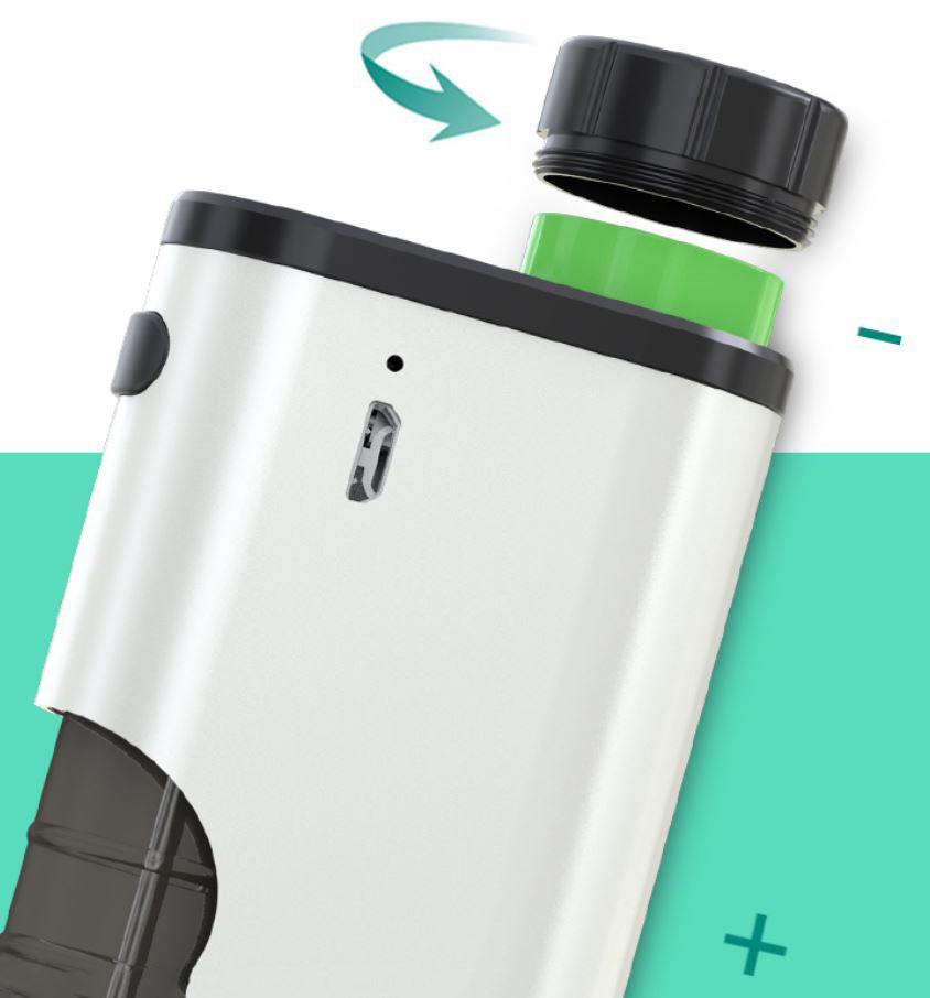 pico squeeze batteri 18650