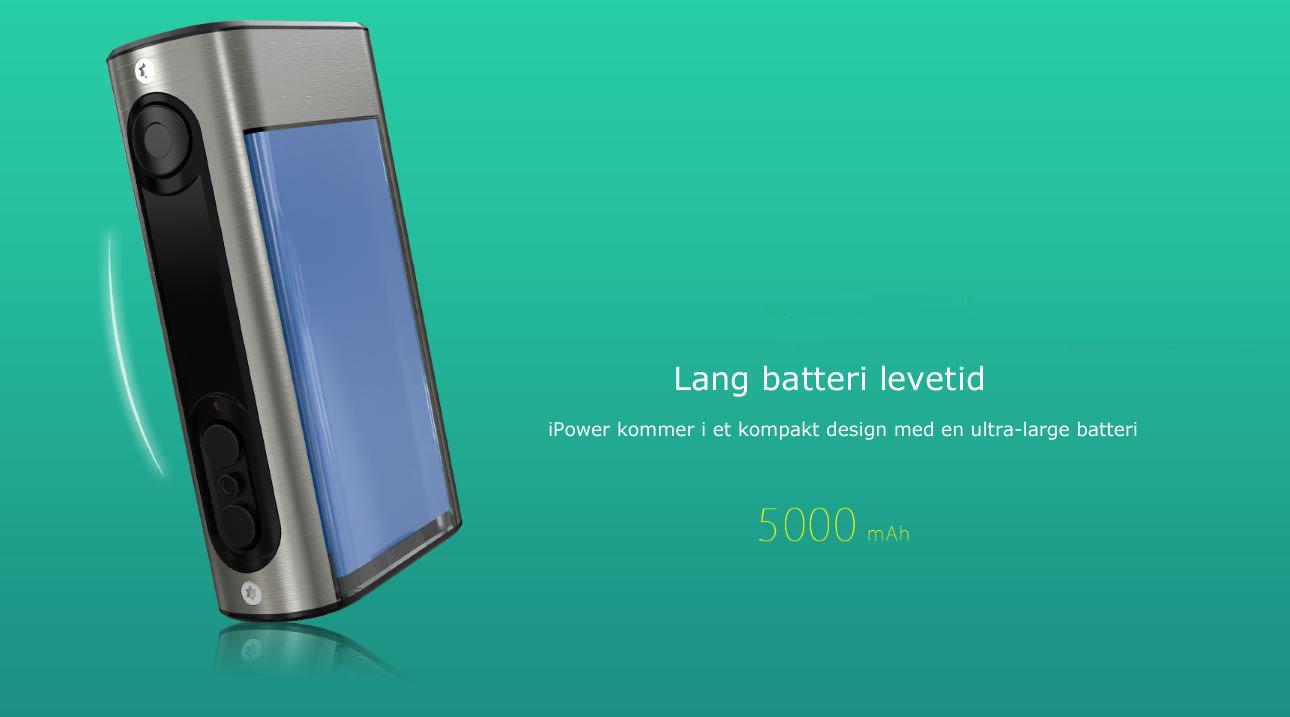 eLeaf iPower TC 5000 mAh batteri